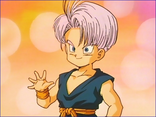 Trunks is the older son of Vegeta and Bulma. He is referred to as Future ...